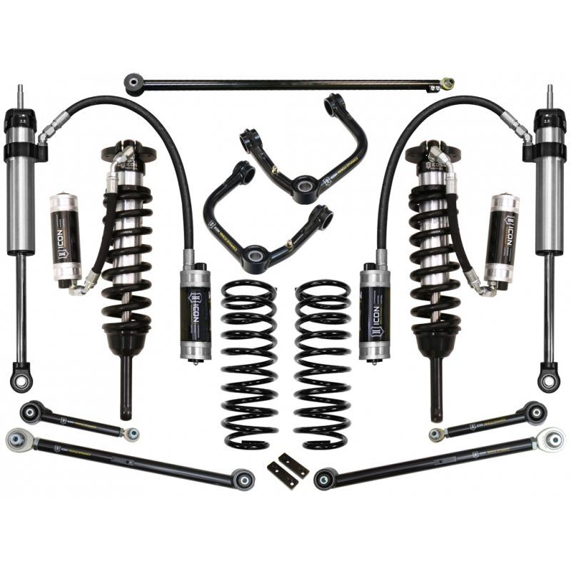 "ICON 03.5"" Lift Kit Stage 7 Tubular for 20102020 Toyota"