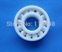 61.67$  Buy here - http://aliudp.worldwells.pw/go.php?t=32308102625 - 6206 full ZrO2 ceramic deep groove ball bearing 30x62x16mm full complement 61.67$
