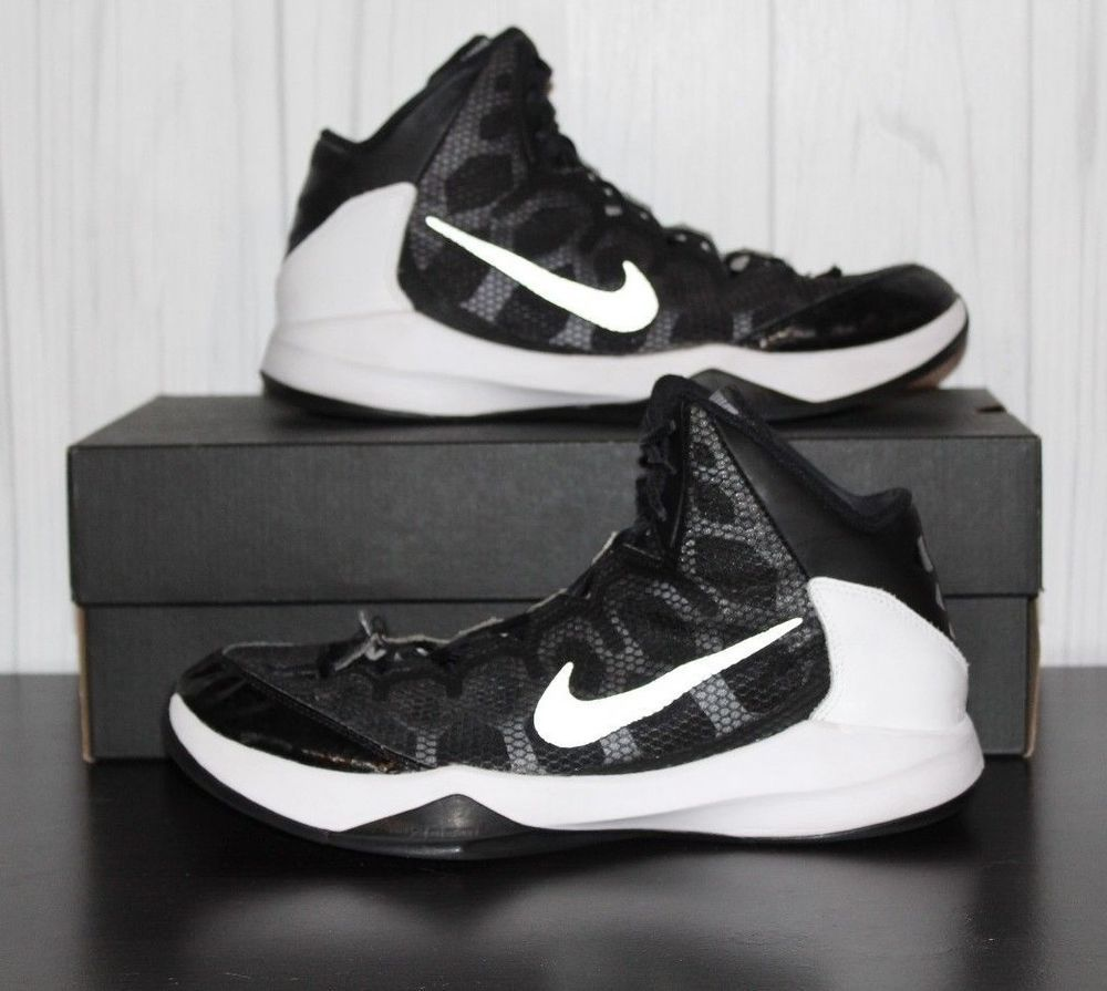 b5ec42a76ea3 Nike Zoom Without a Doubt Mens 749432-002 Athletic Basketball Sneaker Shoes  10.5  Nike  AthleticBasketballSneakers