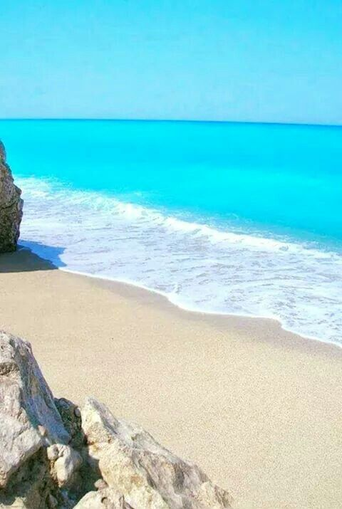 Kathisma beach,Lefkada Island,Greece
