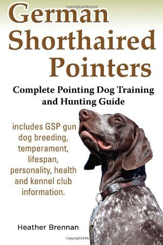 German Shorthaired Pointers Complete Pointing Dog Training And