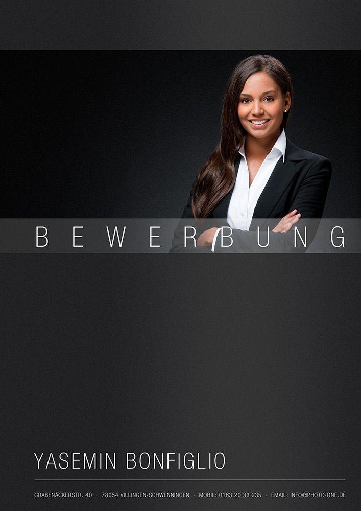 Professionelle Bewerbungsbilder Und Deckblätter Photo One Job