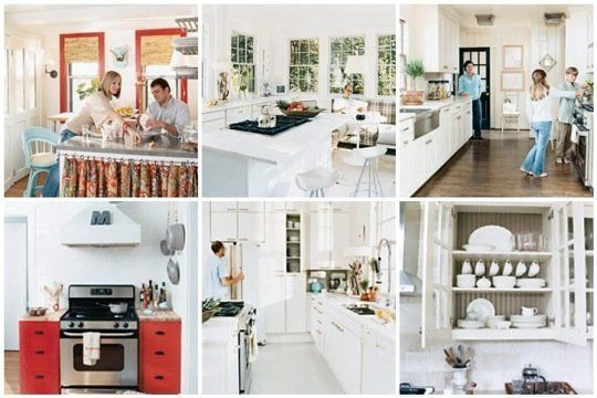 Best 3 Kitchen Makeovers Cottage Kitchens Kitchen Makeover 400 x 300