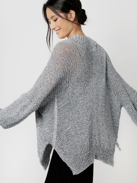 Pop Life Cardigan | Knit It | @woolandthegang | sweaters | Pinterest ...