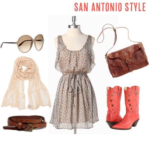 San Antonio Style