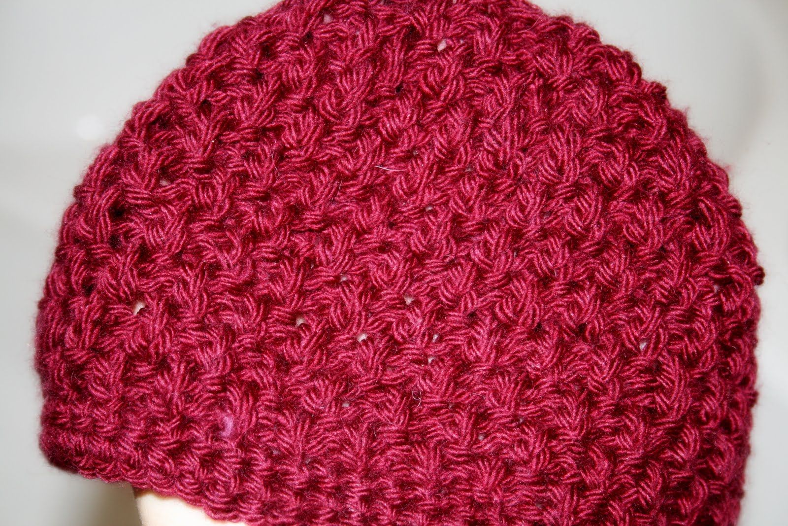 Very Easy Knit Hat Pattern | At Home Mommy Knits: July ...