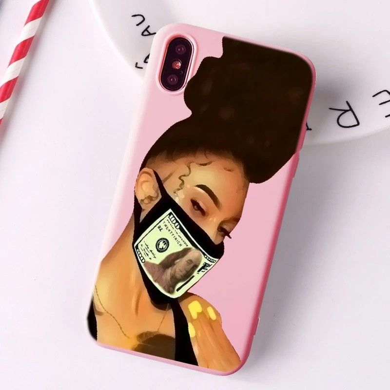 Cute Black Aesthetic Iphone Case Iphone Cases Silicone Iphone Cases Iphone Phone Cases