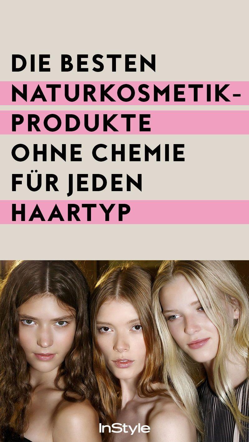 Schöne Haare ganz ohne Chemie: Das sind die besten Natur-Produkte für jeden Haartyp