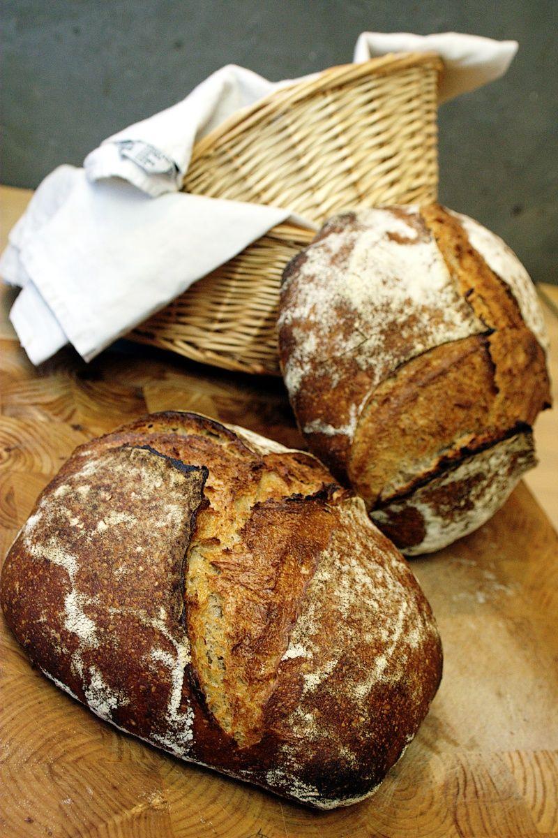 Pain au levain mise en bouche le go t l 39 odeur pain pain au levain pain recettes de - Machine a chips maison ...
