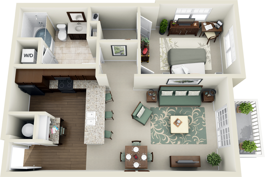 800 Sq Ft Apartment Floor Plan Images 30 Floor Plans | archvis ...