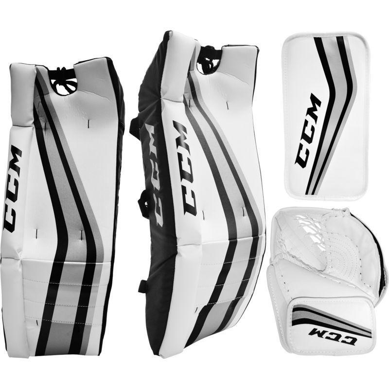 Ccm Corey Crawford Street Hockey Goalie Pad Set Products Hockey