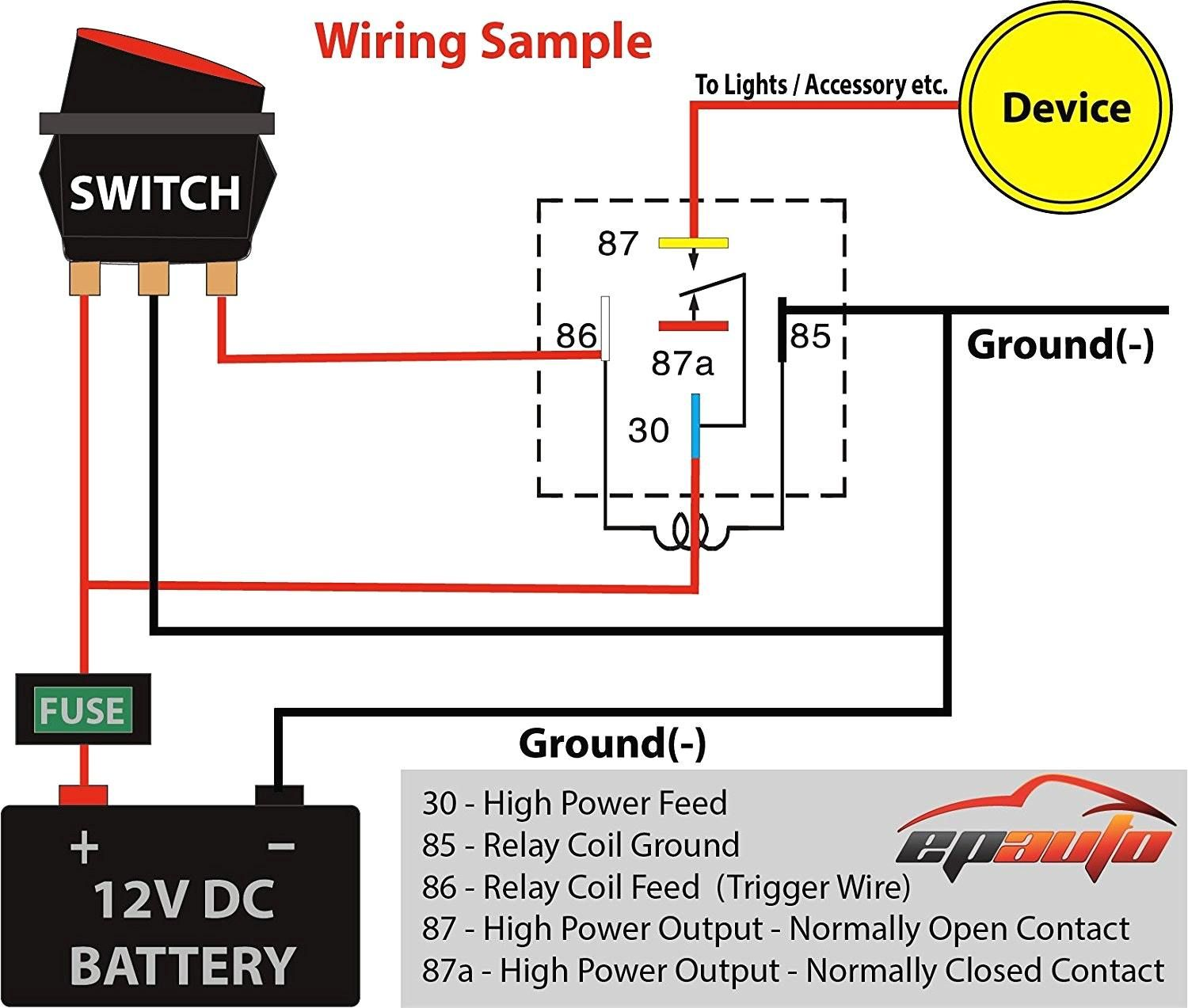 hight resolution of bosch relay wiring diagram forn automotivens gtsparkplugs and pin prong with in for horn wires electrical circuit sample lines
