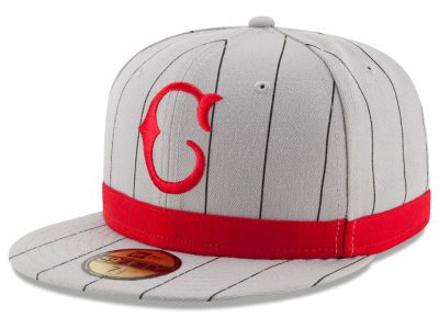 f7fc200d3fd Cincinnati Reds New Era MLB 2016 Turn Back The Clock 59FIFTY Cap ...