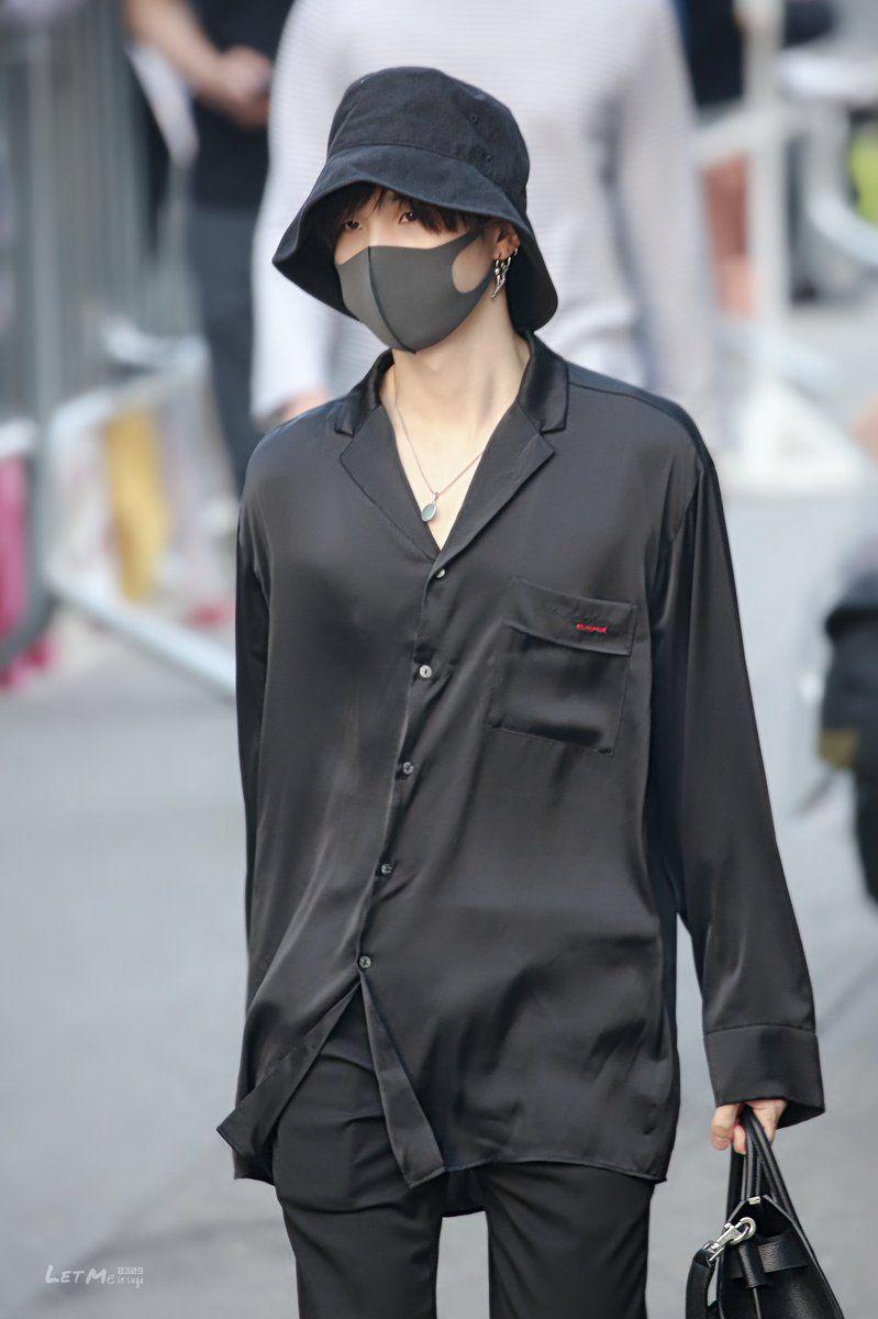 Suga Airport Fashion