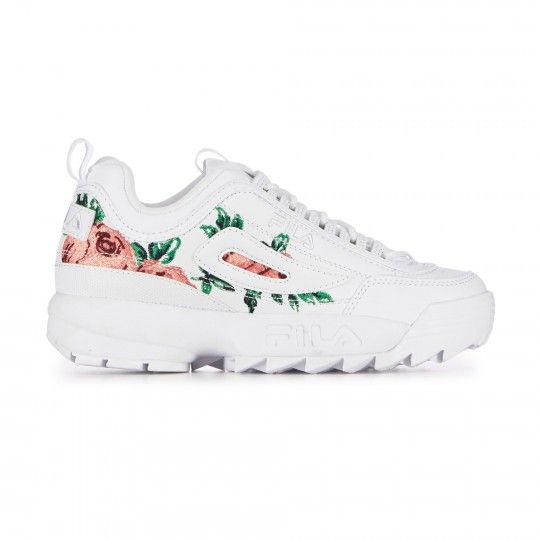 Kicks Flower• Sneaker BootsFila Et Disruptor Outfit Y6vfb7gy