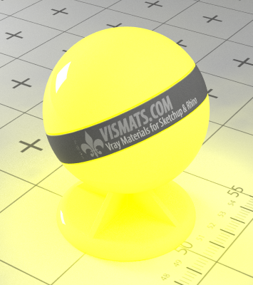 Free  vismat Materials for Vray for Sketchup & Rhino | Emissive
