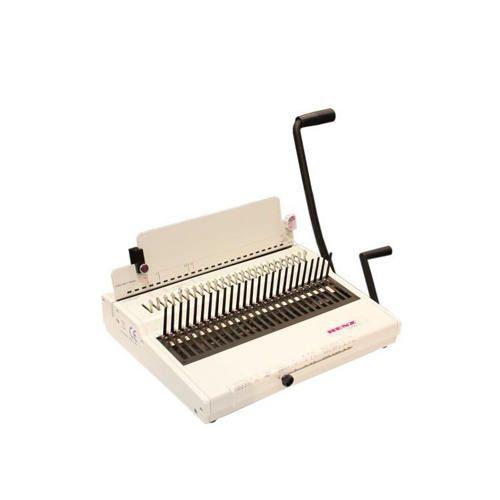 Renz Combi S Plastic Comb Binding Machine | Plastic Comb Binding