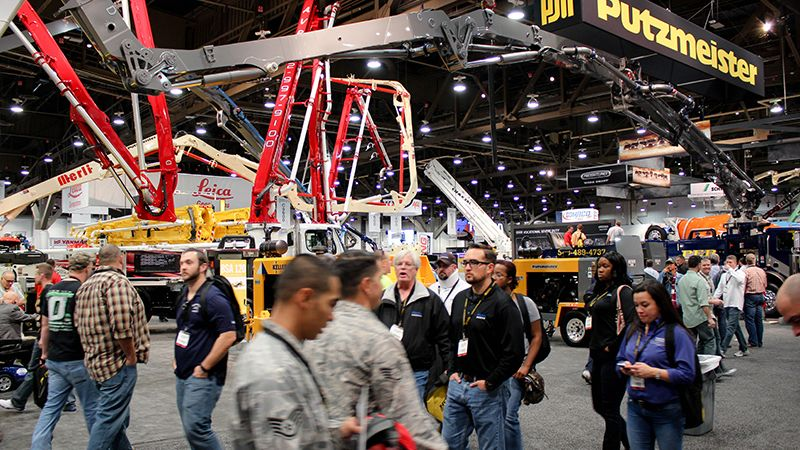 Get discounted exhibits-only admission to World of Concrete 2016 here... http://bit.ly/WOC2016  Feb. 2-5, 2016 Las Vegas Convention Center Las Vegas, NV