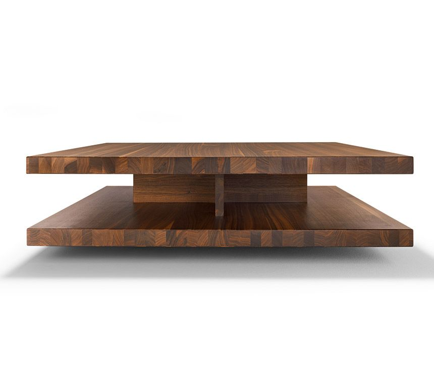 Luxury Solid Wood Coffee Table
