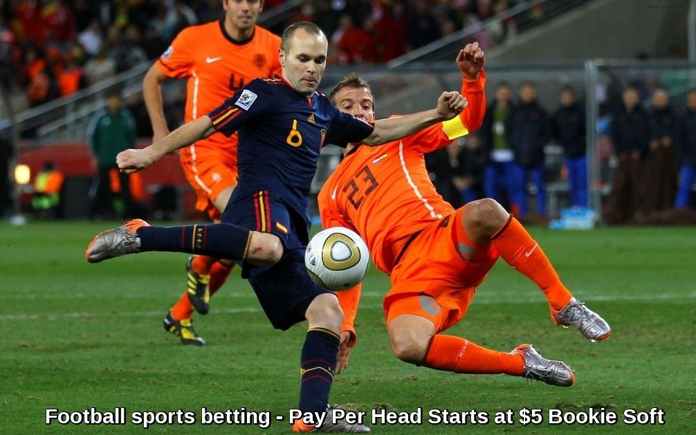 Per Head Software For Bookies Since 2005 Pay Per Head Starts At 5 Iniesta World Cup