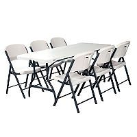 Costco The Folding Table Cloth For 6 Foot Tables Comes In