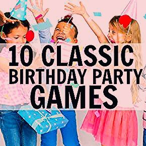 Photo of 10 Classic Birthday Party Games Your Kids Must Play!