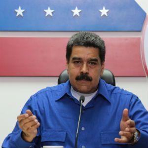 Presidente Nicolas Maduro1