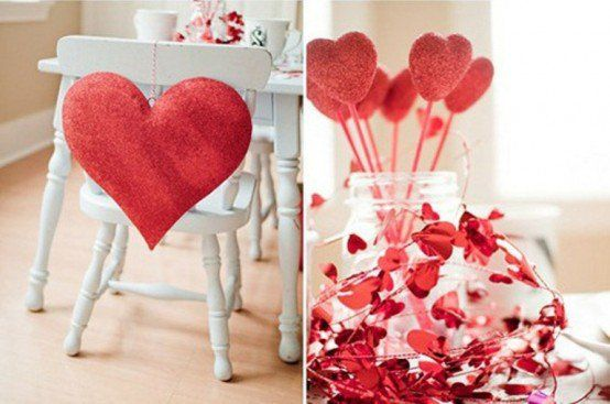 Romantic Valentine's Day Home Decoration Ideas (Part 2) – CREATIVE IN HOME