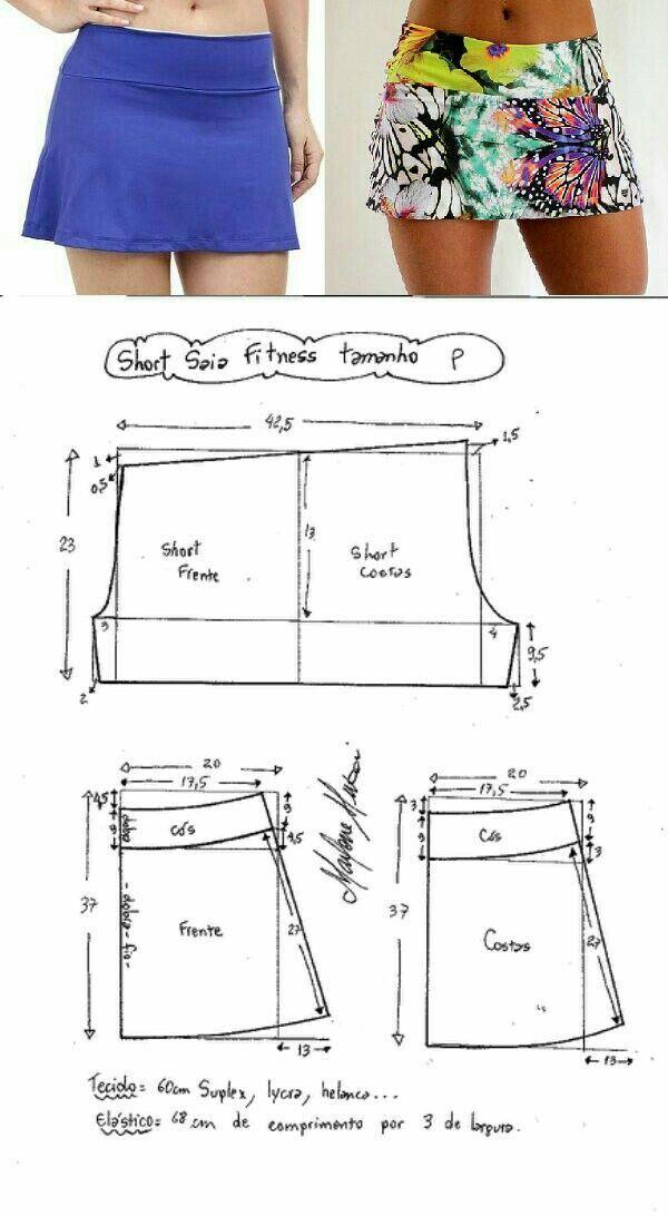 Pin de Yadira Cordero Viquez en Patrones de costura   Pinterest ...