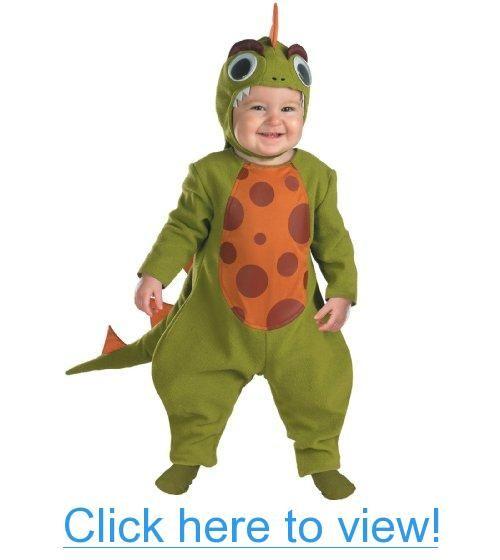 Mighty Dino (Dinosaur) Infant Halloween Costume Size 12-18mo - halloween costume ideas for infants