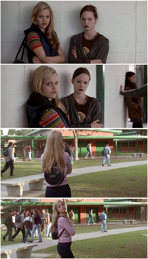 Angela Hayes Outfits From American Beauty American Beauty Movie American Beauty Movies Outfit