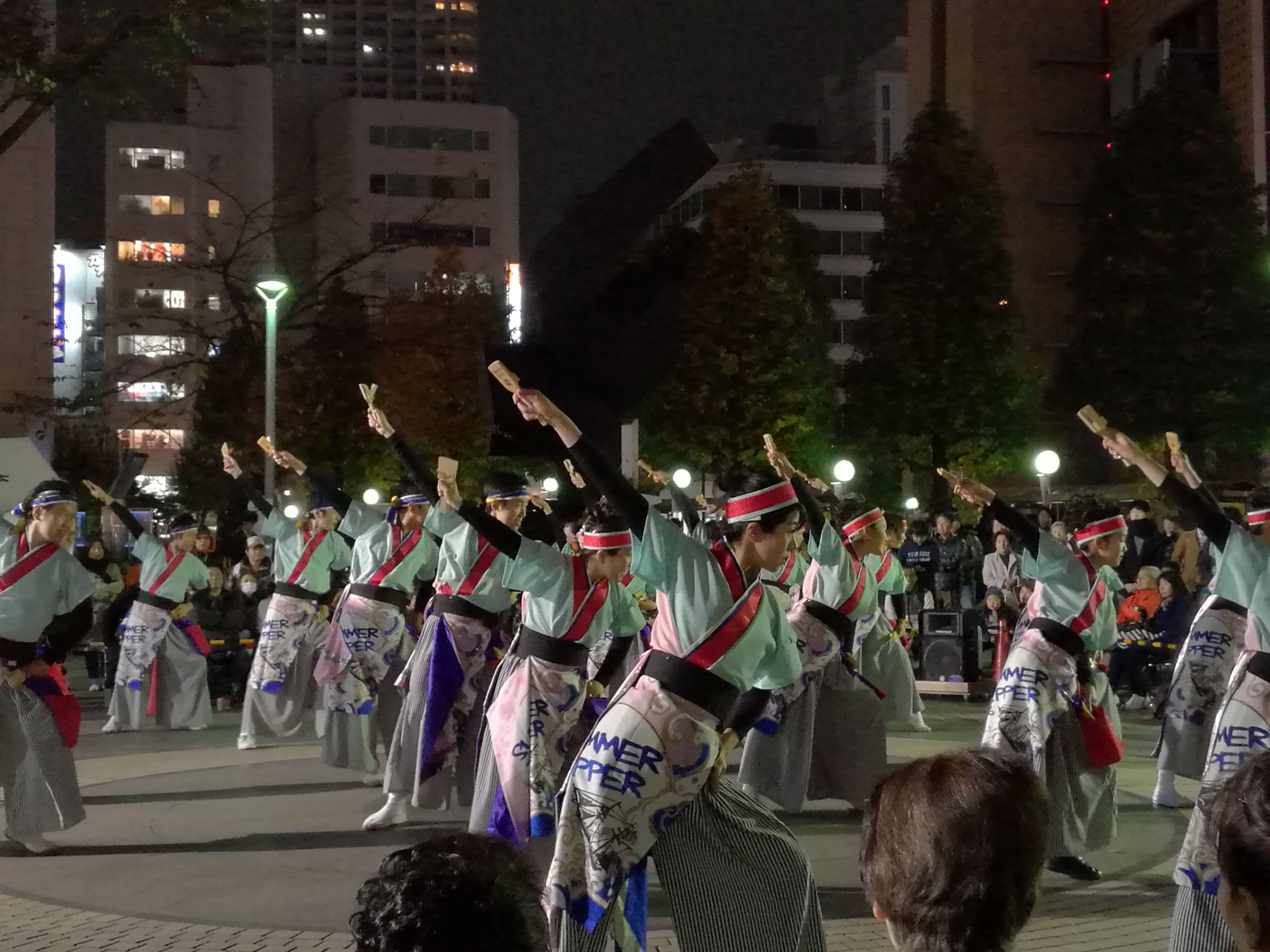 Bailando en Ikebukuro