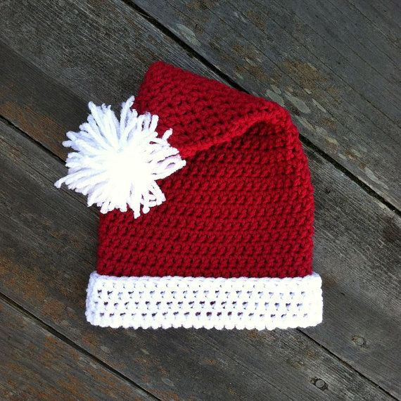 Crochet Christmas Hat Patterns.Official Store Toddler Knit Santa Hat Pattern Download 1fa43