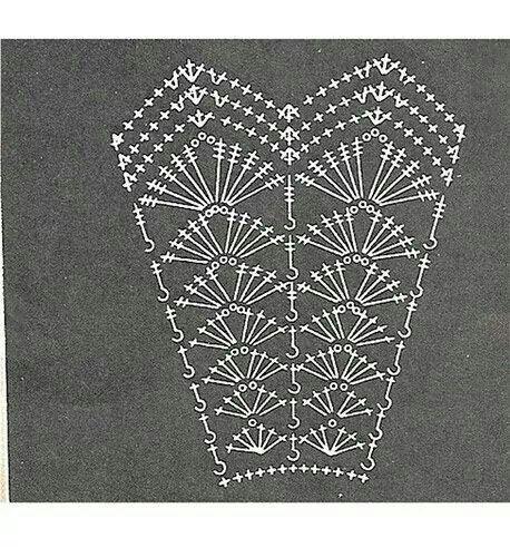Patrones de vestidos tejidos a crochet para Barbies ll #vestidosparabebédeganchillo