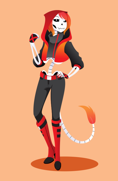 UT Oc's : Alexy new look by AlexiaNg on DeviantArt