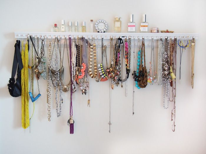 ORGANIZATIONADJUSTMENT 50 ideas for jewelery SOULOUPOSE THE