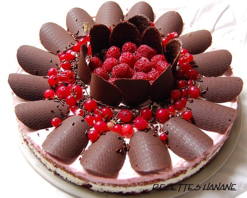 Gateau au chocolat base genoise