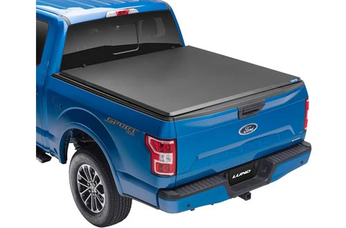Top 10 Best Folding Hard Pickup Truck Bed Covers Reviews