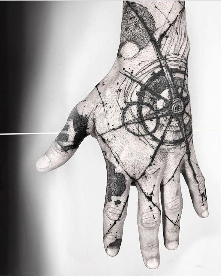 #tattoo #hand #tattooideen - Geeksy #tattoo #hand #tattooideen - Geeksy Tattoos And Body Art body tattoo hand
