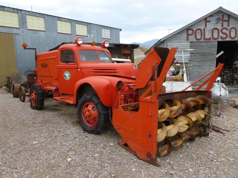 Vintage Snow Cats, Snowmobiles And Other Oddities: In Case ...