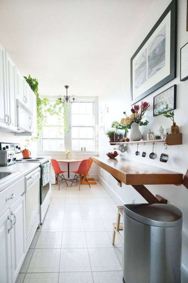 Come arredare una cucina lunga: le idee di stile | For my Kitchen ...