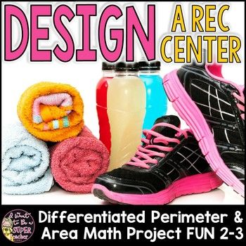Math Project | Area and Perimeter Projects | Measurement Project #mathintherealworld