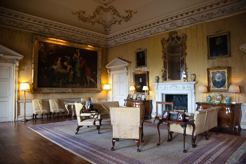 Broadlands House Interiors Google Search Drawing Room House Scotland Interior