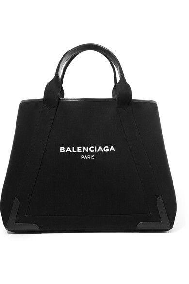 a27de497440 BALENCIAGA . #balenciaga #bags #leather #hand bags #canvas #tote ...