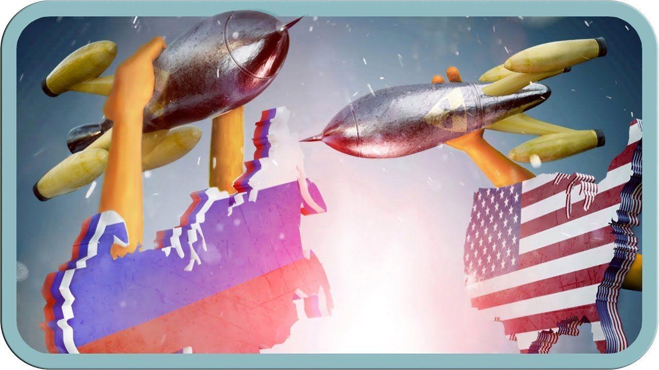 """Erleben wir einen neuen """"Kalten Krieg""""? Kalter krieg"""