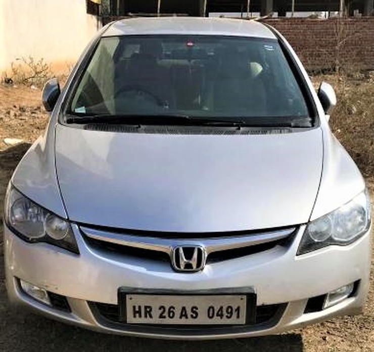 This Used Honda Civic Is The Cheapest Hybrid Car You Can Buy In India Hybrid Car Used Honda Civic Honda Civic