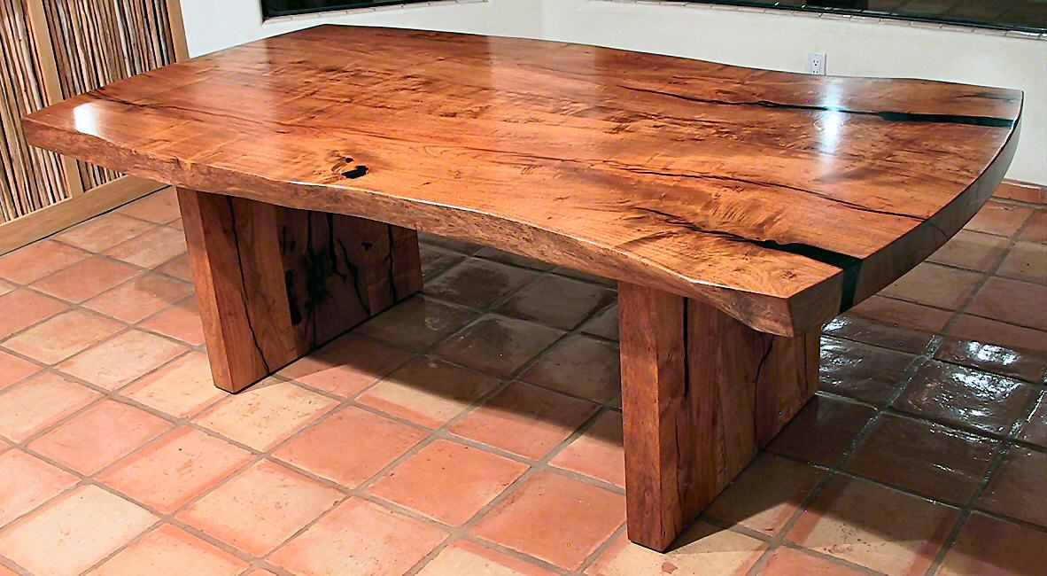 And Don T Forget A New Dining Table Mesquite Table Farmhouse