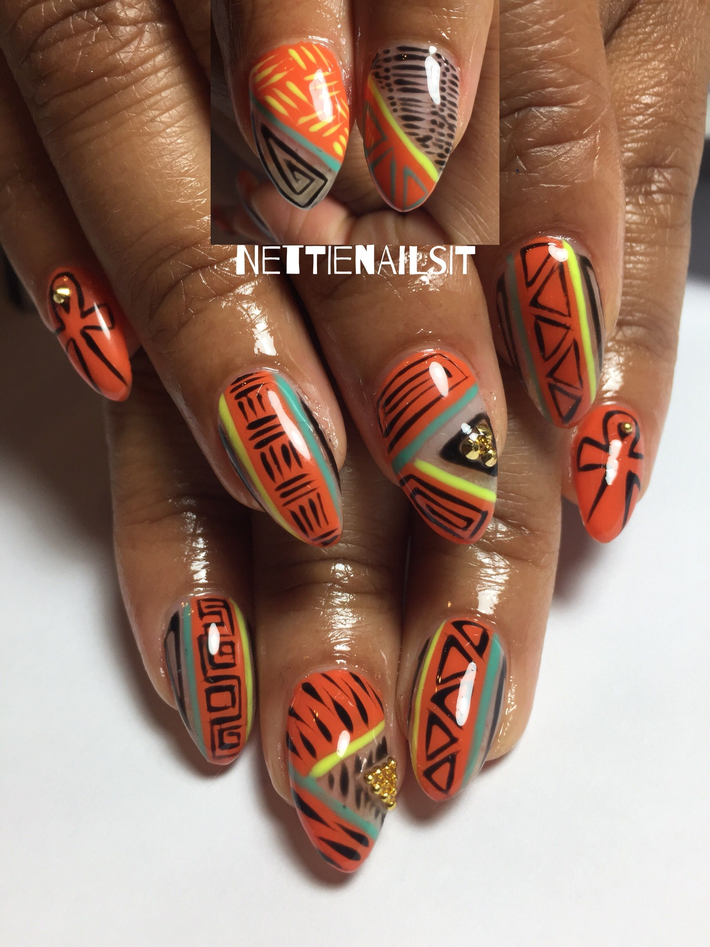 Rasta Nails Design : rasta, nails, design, African, November, Nails,, Designs,, Rasta, Nails