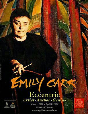 Art Links:Emily Carr: elle_belle10 — LiveJournal