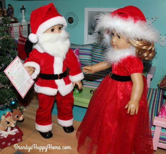 Santa Letter Template for Kids \ Dolls The Doll Room Pinterest - santa letter template